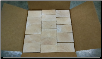 "12""x12""x6"" box of balsa 4"" wide blocks"