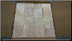 "12""x12""x6"" box of balsa 3"" wide blocks"
