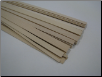 1/8x1/4x48 BASSWOOD Sticks