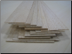 1/4x2x24 Balsa Wood Sheet
