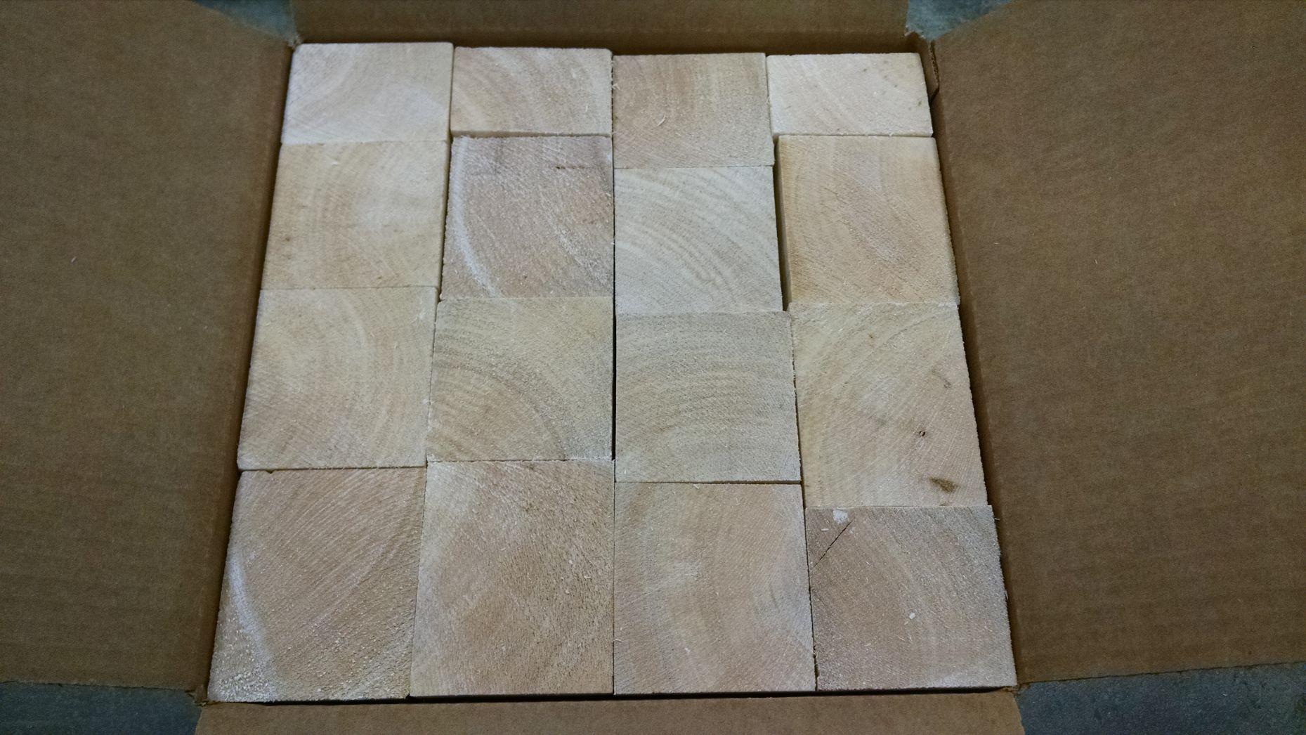 12 Quot X12 Quot X6 Quot Box Of Balsa 3 Quot Wide Blocks